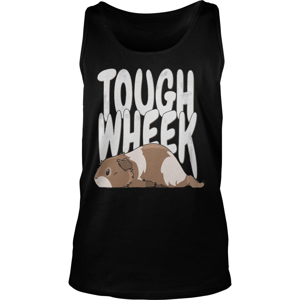 Guinea Pig Touch Wheek Tank Top
