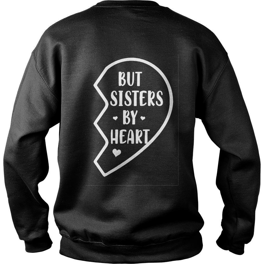 Half Heart But Sisters By Heart Sweater
