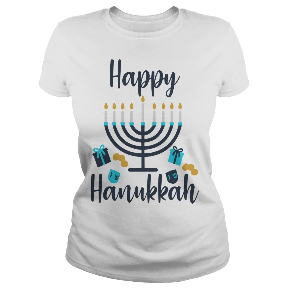 Happy Hanukkah Longsleeve