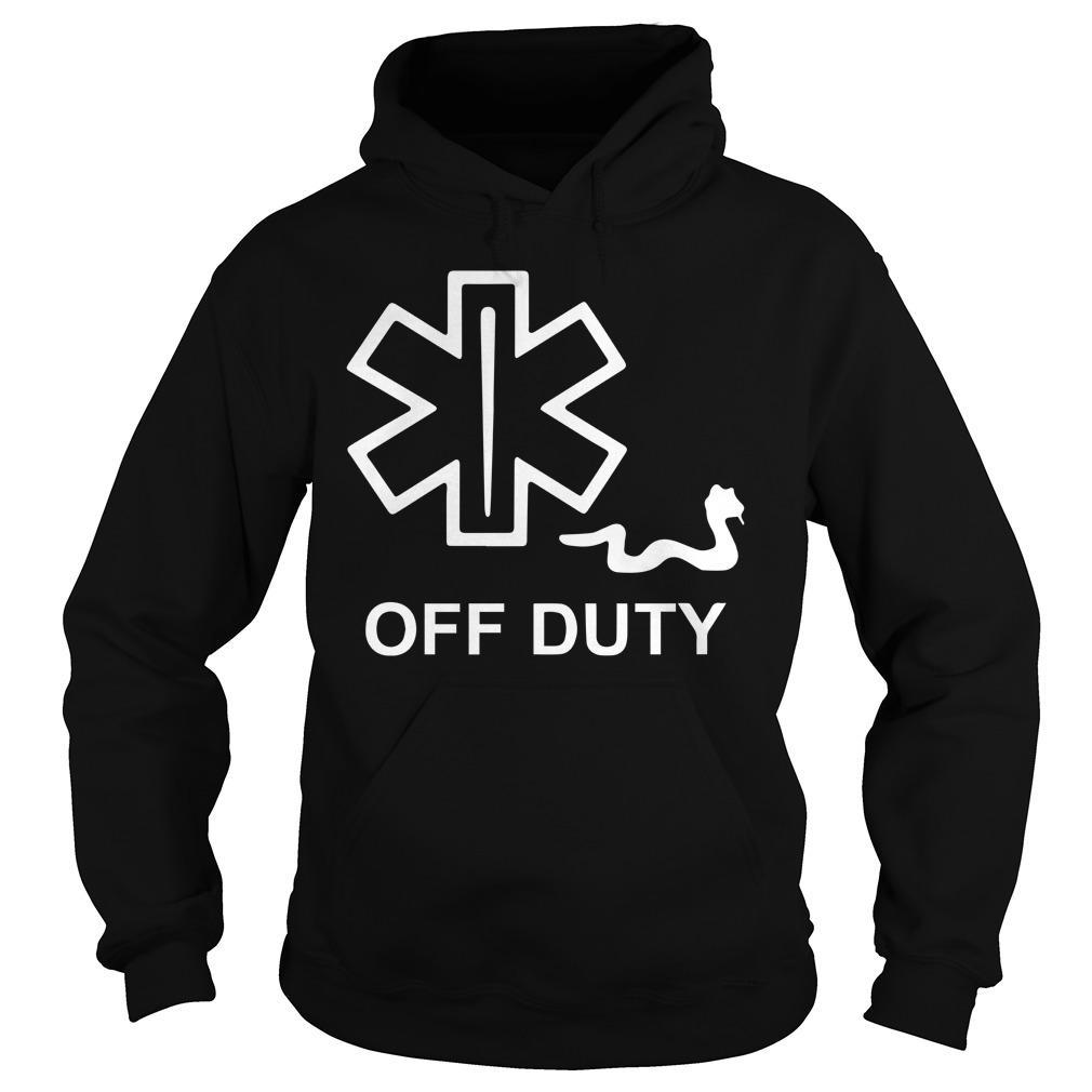 Healthcare Off Duty Hoodie