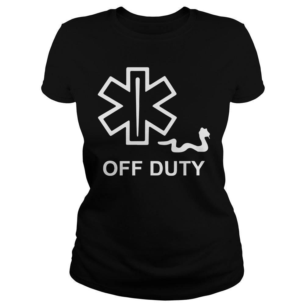 Healthcare Off Duty Longsleeve