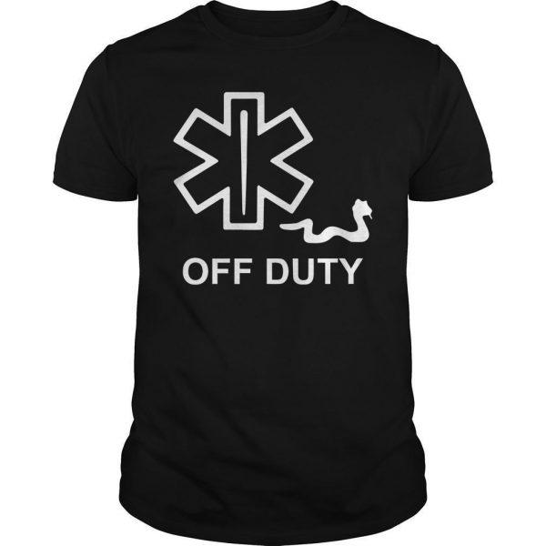 Healthcare Off Duty Shirt