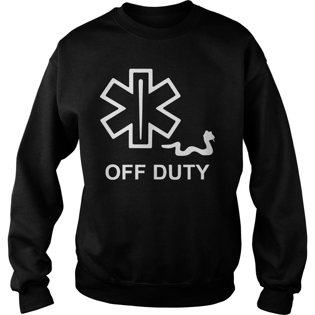 Healthcare Off Duty Sweater
