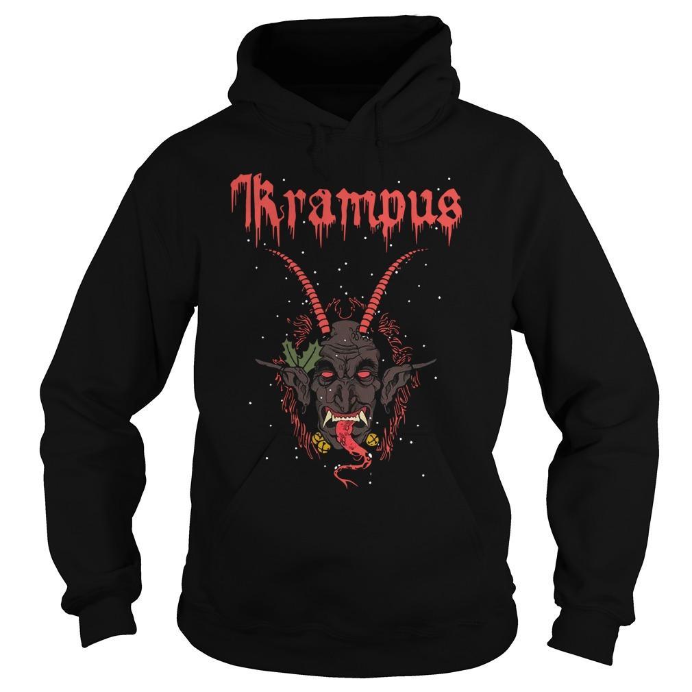 Hell Demon Krampus Hoodie