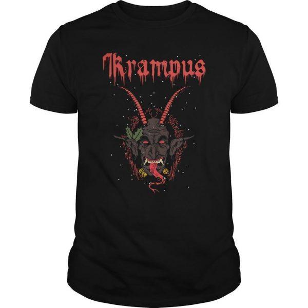 Hell Demon Krampus Shirt