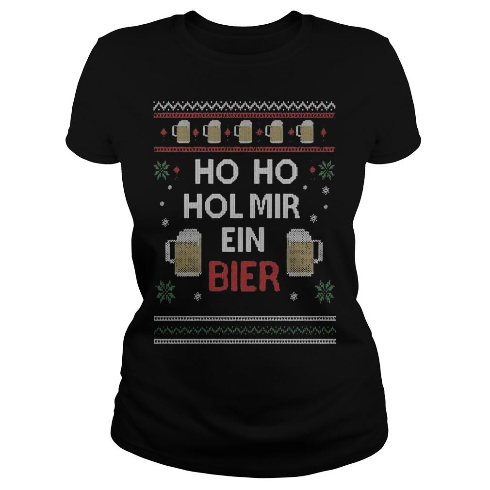 Ho Ho Hol Mir Ein Bier Longsleeve