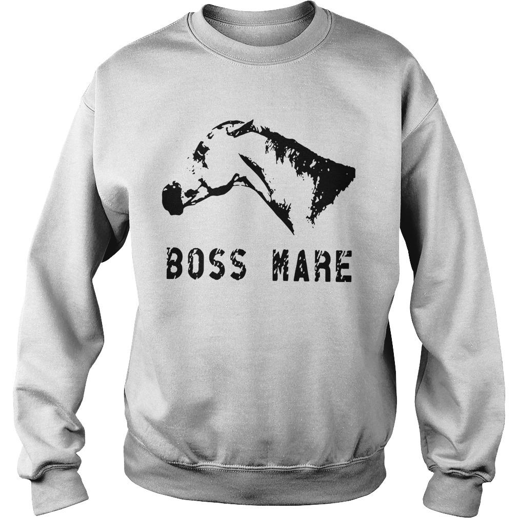 Horse Boss Mare Sweater
