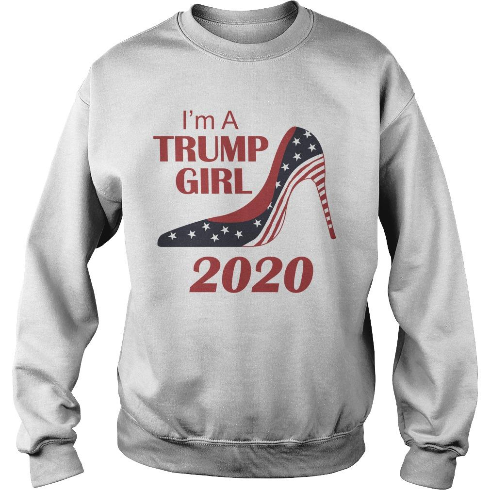 I'm A Trump Girl 2020 Sweater