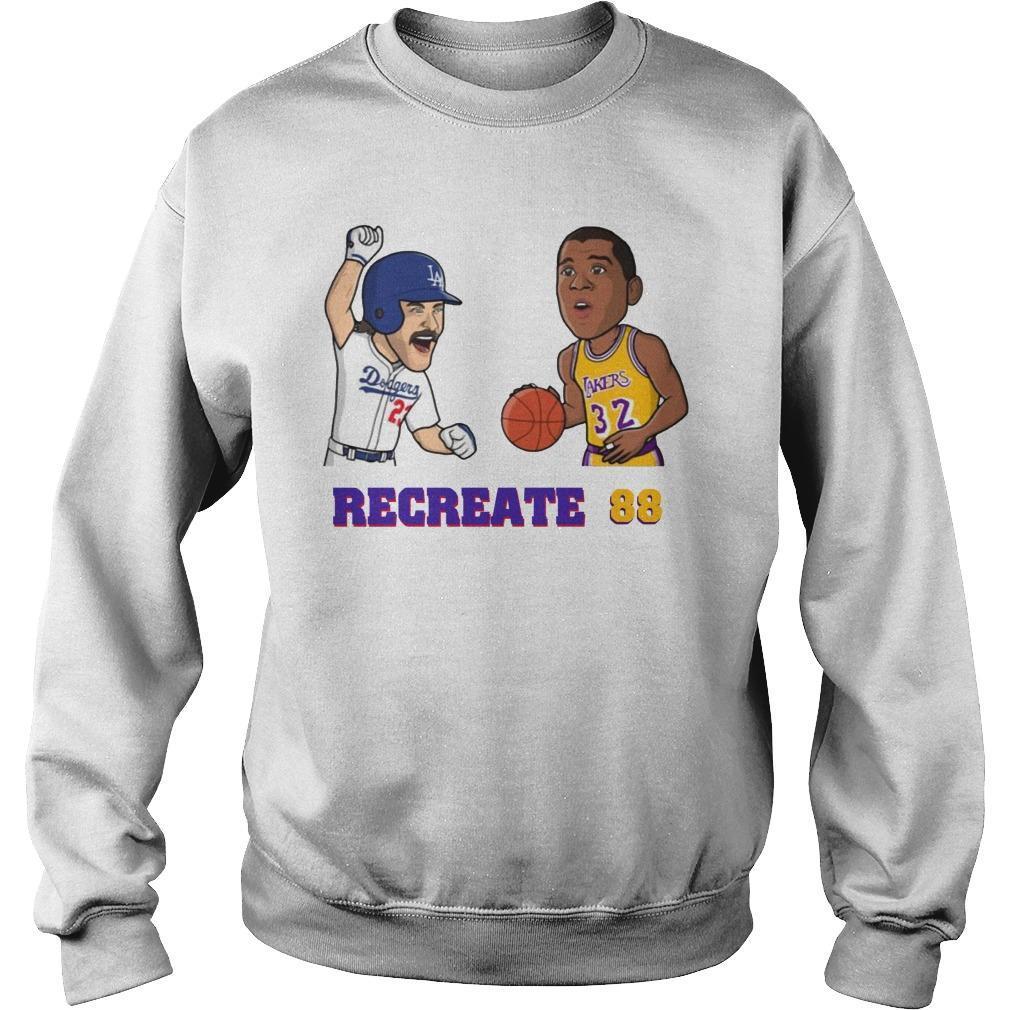 James Lebron Recreate 88 Sweater