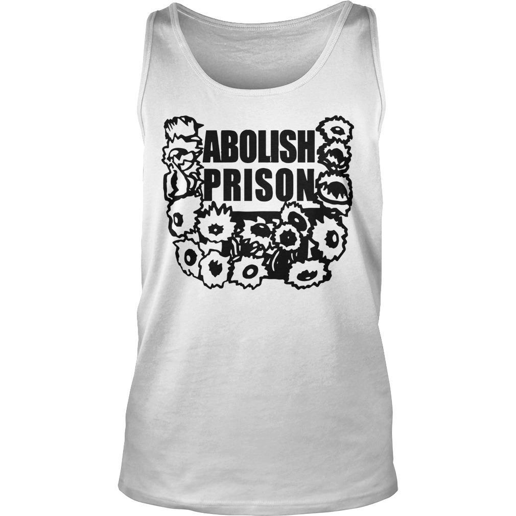 Jesse Houle Begins Athens District 6 Abolish Prison Tank Top