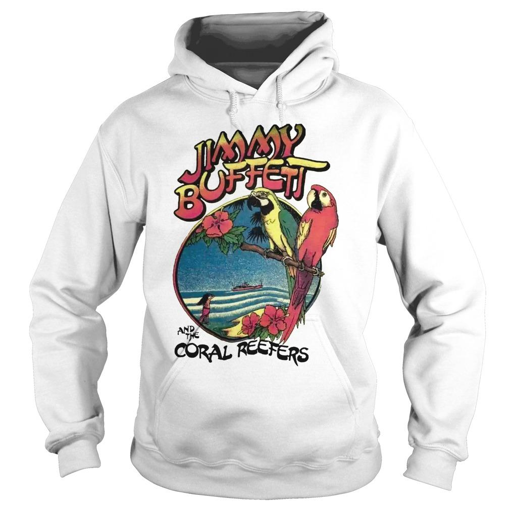 Jimmy Buffett And The Coral Reefers Hoodie
