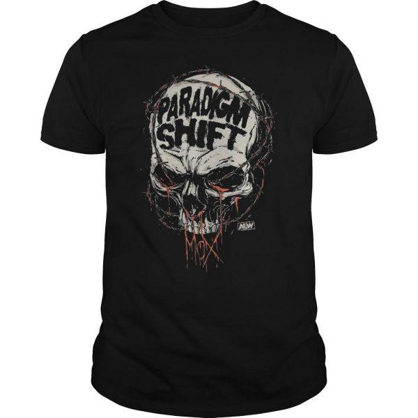 Jon Moxley Skull Paradigm Shift Shirt