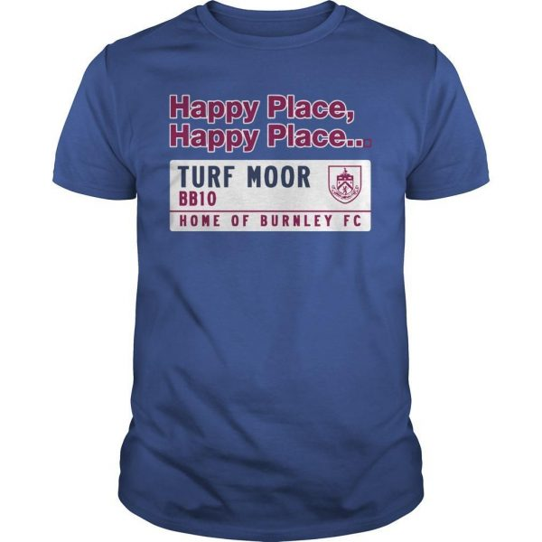 Jordan North Happy Place T Shirt
