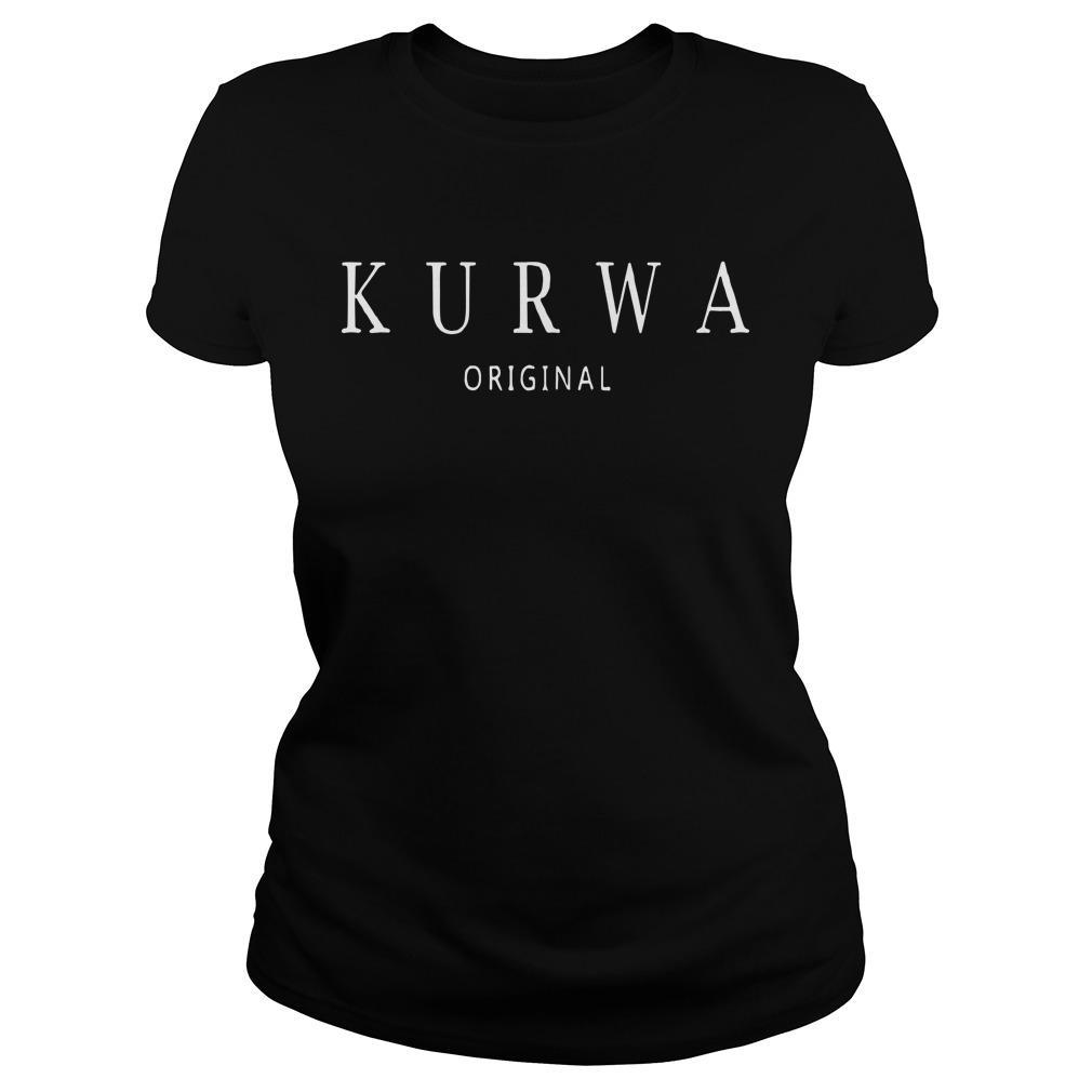 Kurwa Original Longsleeve