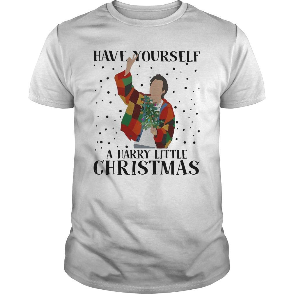 Louis Tomlinson Have Yourself A Harry Little Christmas Longsleeve