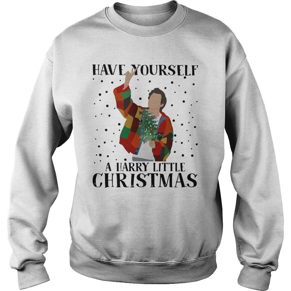 Louis Tomlinson Have Yourself A Harry Little Christmas Sweater