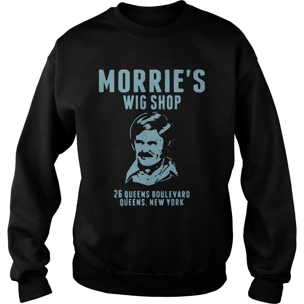 Morrie's Wig Shop 26 Queens Boulevard Queens New York Sweater
