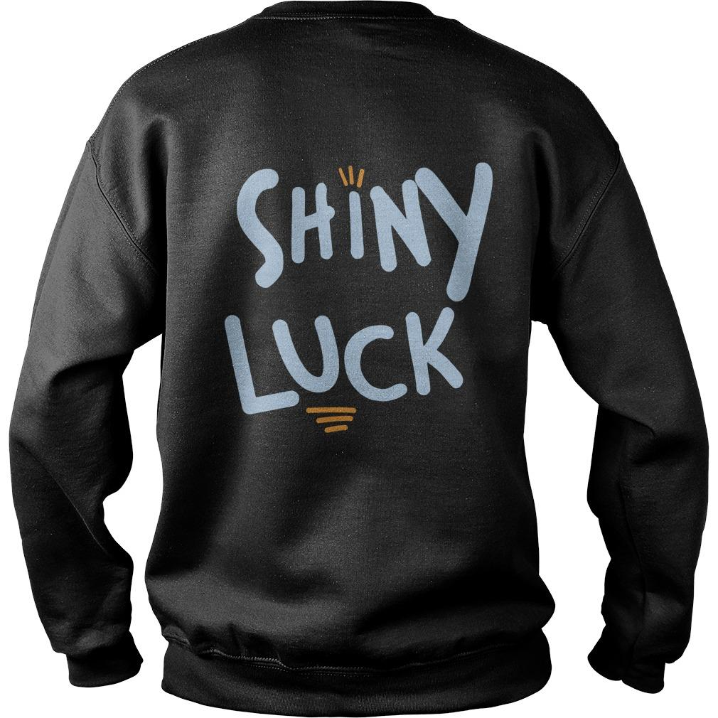 Mystic7 Shiny Luck Sweater