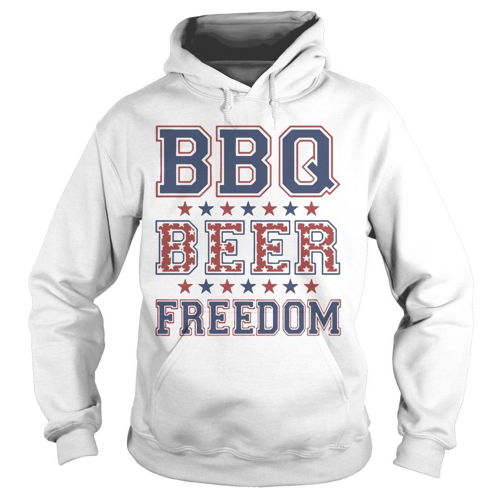 Nevada Bbq Beer Freedom Hoodie
