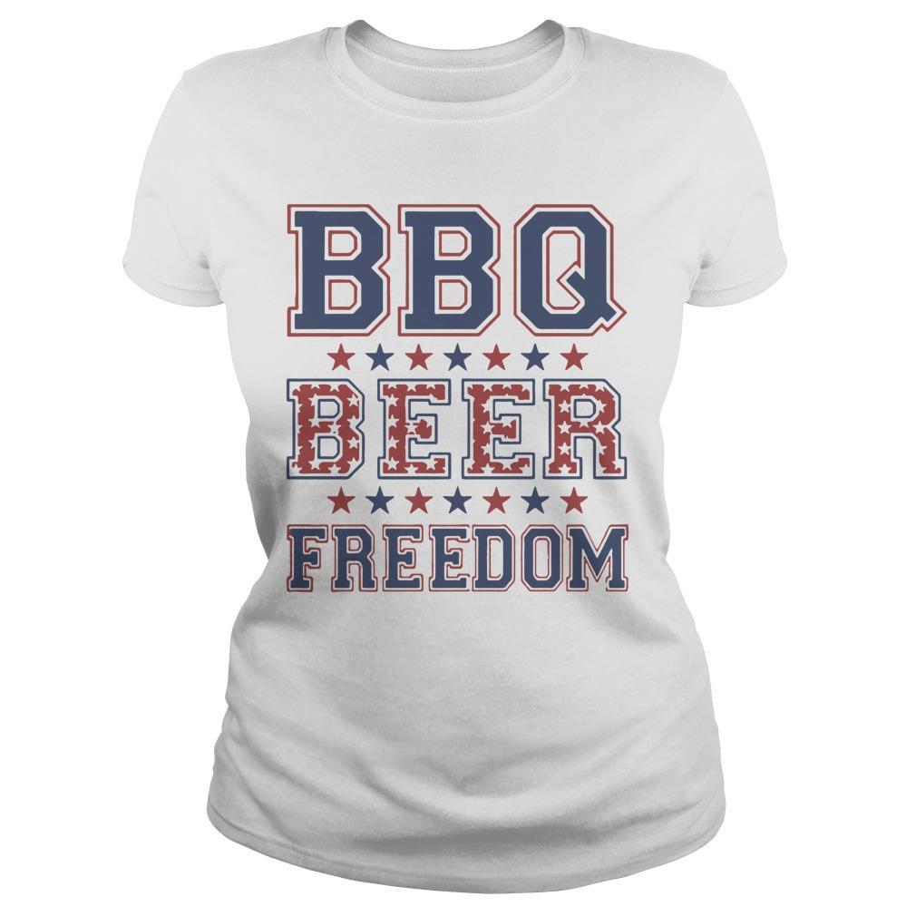 Nevada Bbq Beer Freedom Longsleeve