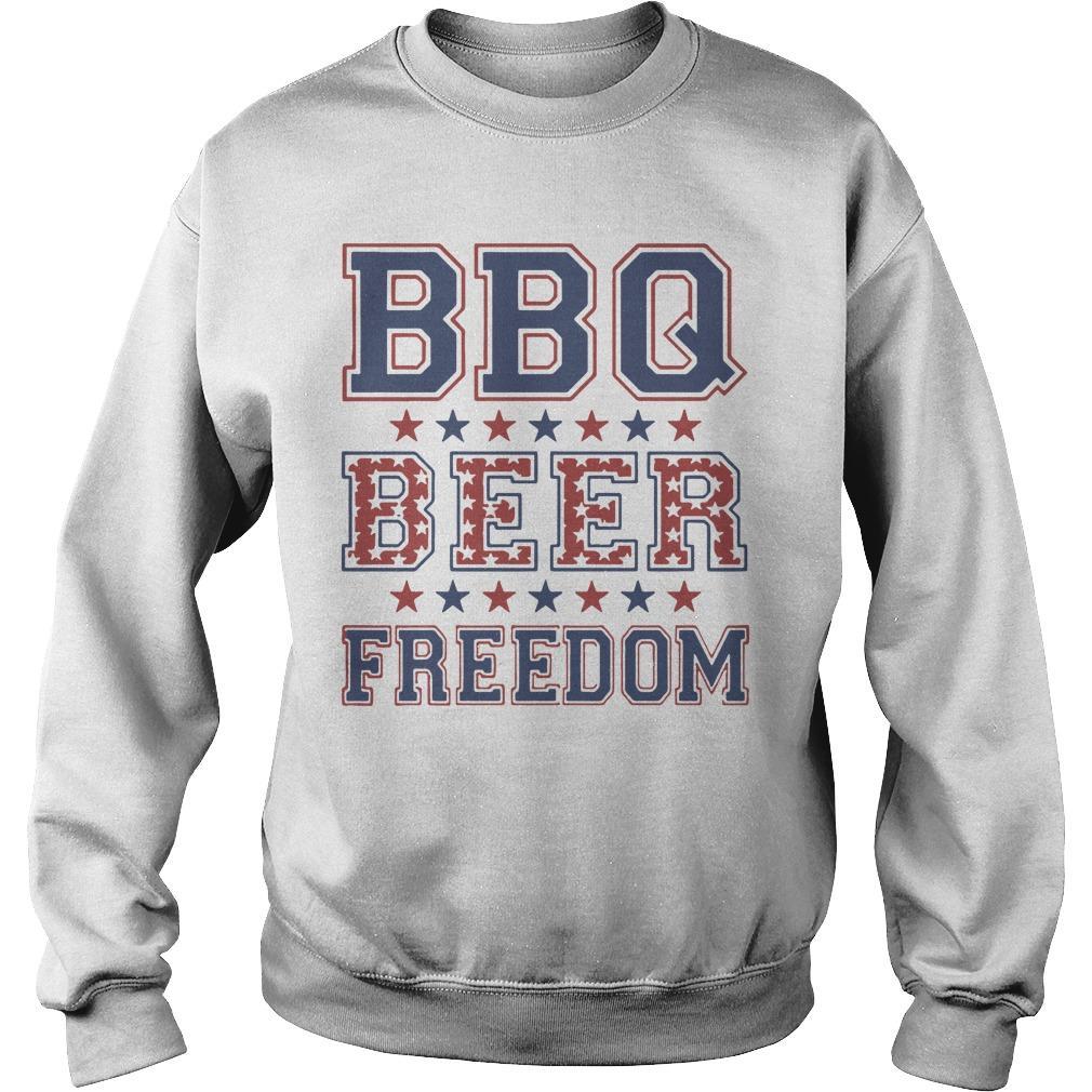 Nevada Bbq Beer Freedom Sweater