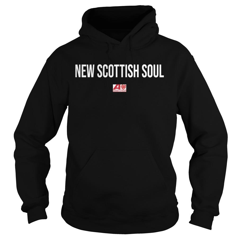 New Scottish Soul 6 Music Band T Day 2020 Hoodie