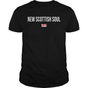 New Scottish Soul 6 Music Band T Shirt Day 2020