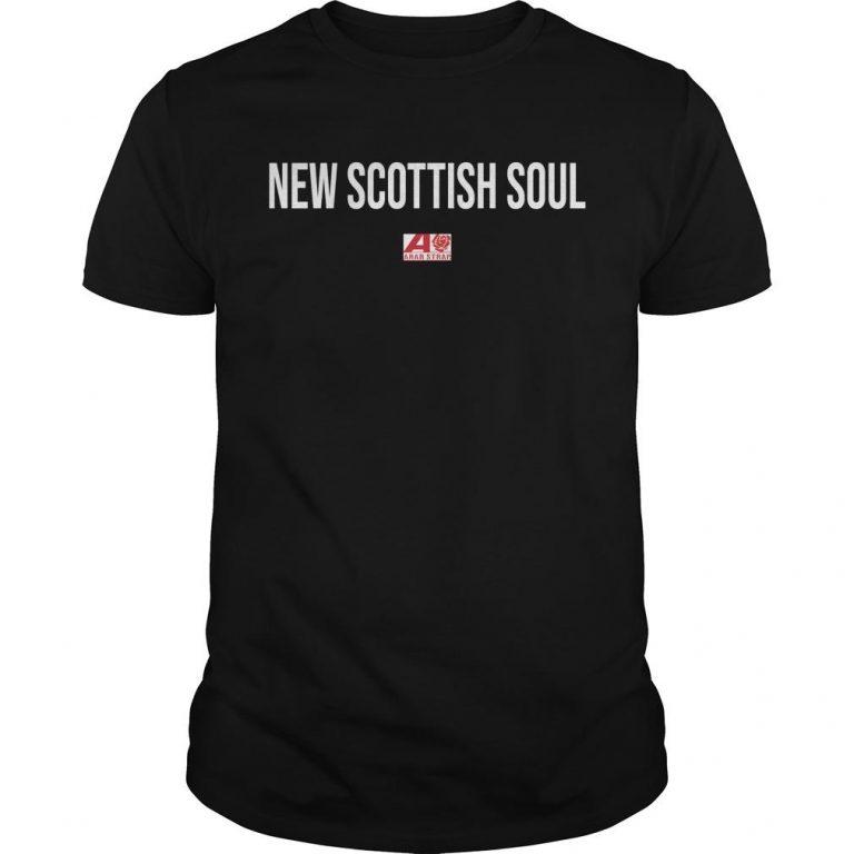New Scottish Soul 6 Music Band T Shirt Day 2020