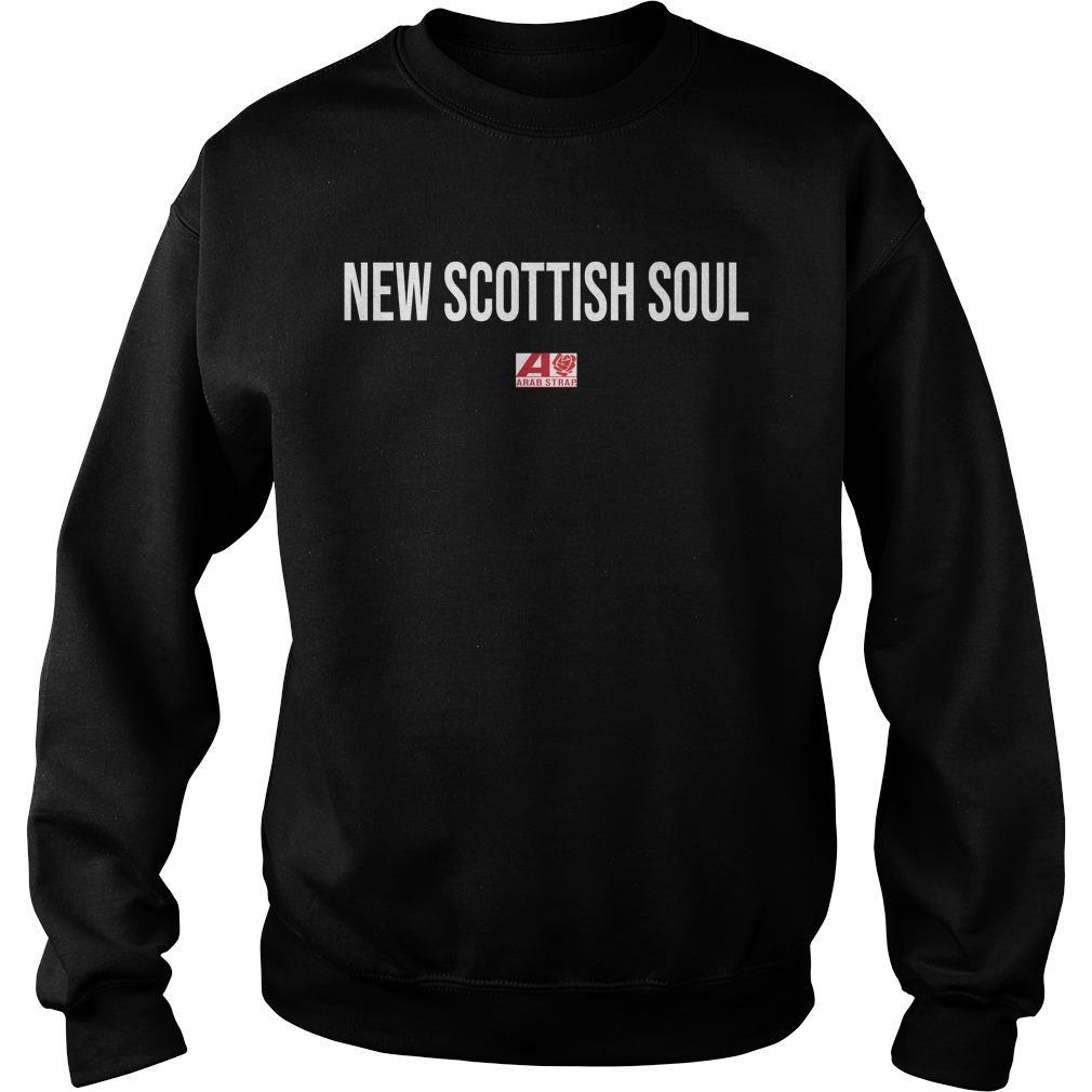 New Scottish Soul 6 Music Band T Day 2020 Sweater