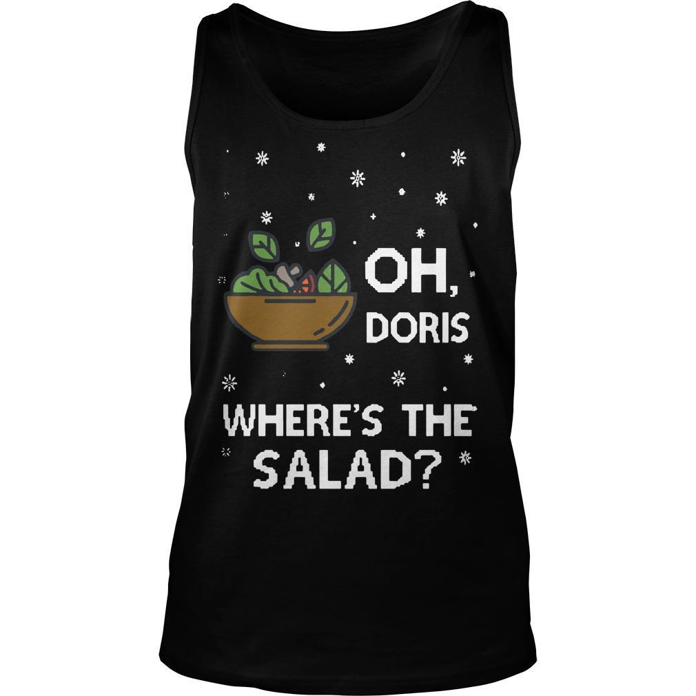 Oh Doris Where's The Salad Tank Top