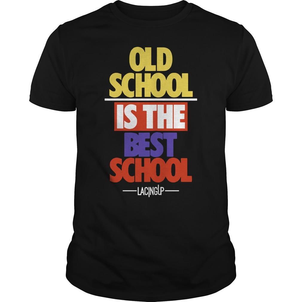 Old School Is The Best School Jordan 5 What The Longsleeve