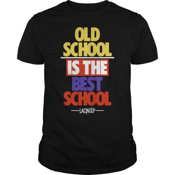 Old School Is The Best School Jordan 5 What The Shirt