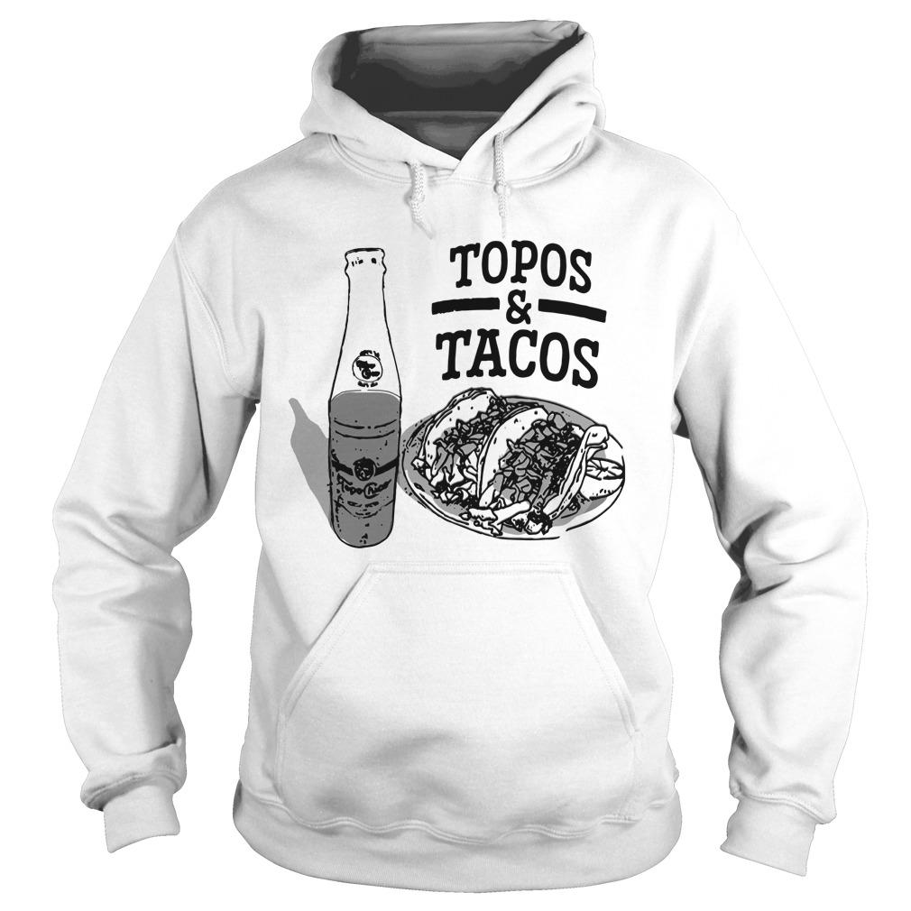 Patrick Mills Topos And Tacos Hoodie
