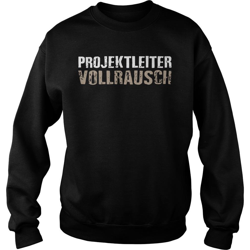 Projektleiter Vollrausch Sweater