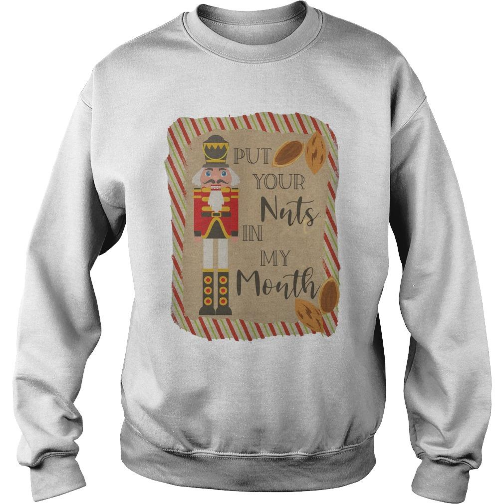 Put Your Nuts In My Mouth Sweater
