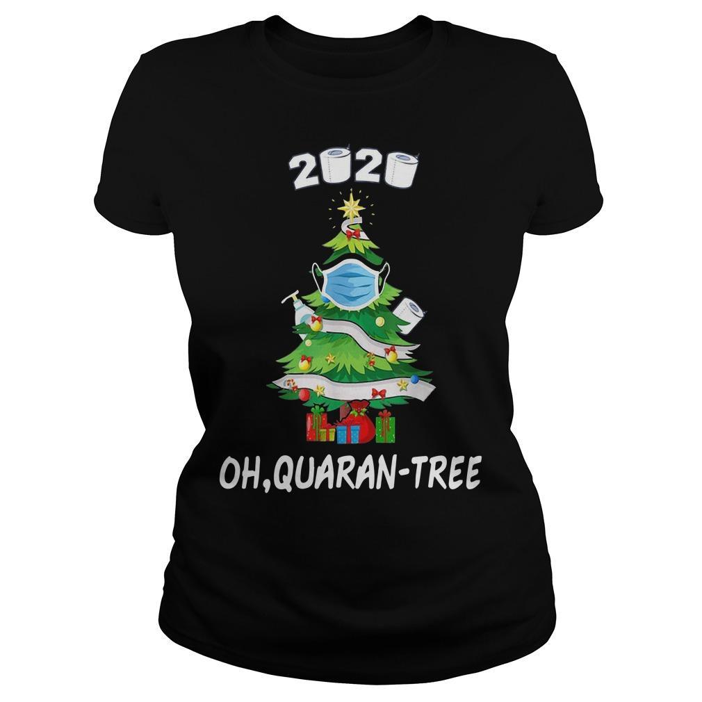 Quarantine 2020 Oh Quarantree Longsleeve
