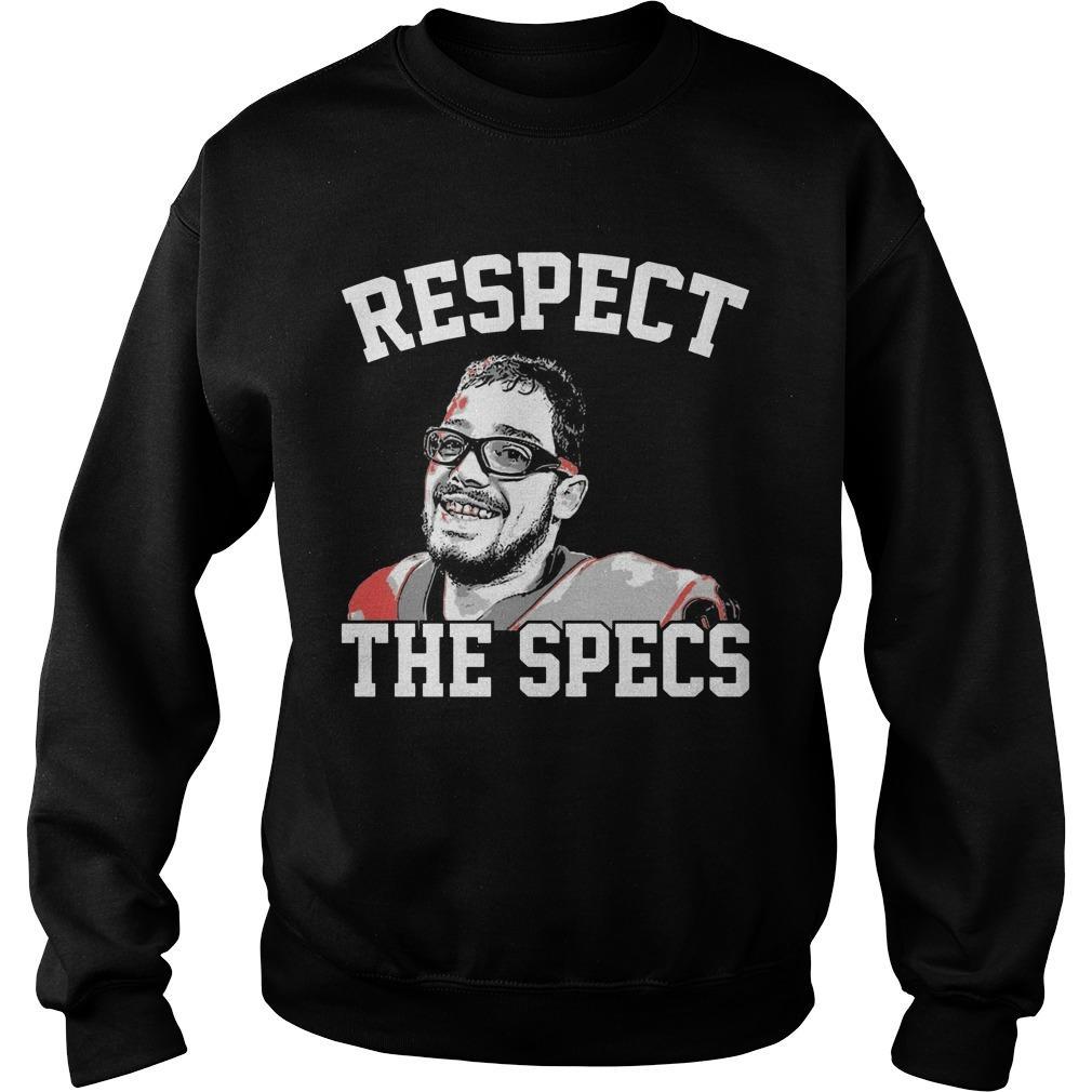 Respect Rodrigo Blankenship T Sweater