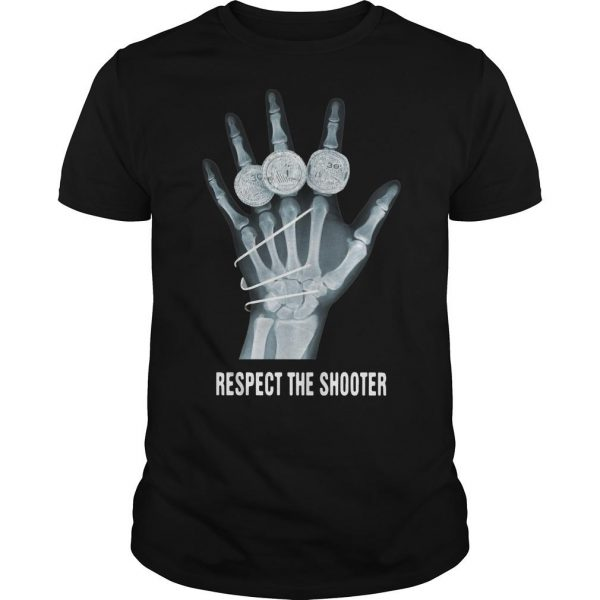 Respect The Shooter Stephen Curry Shirt