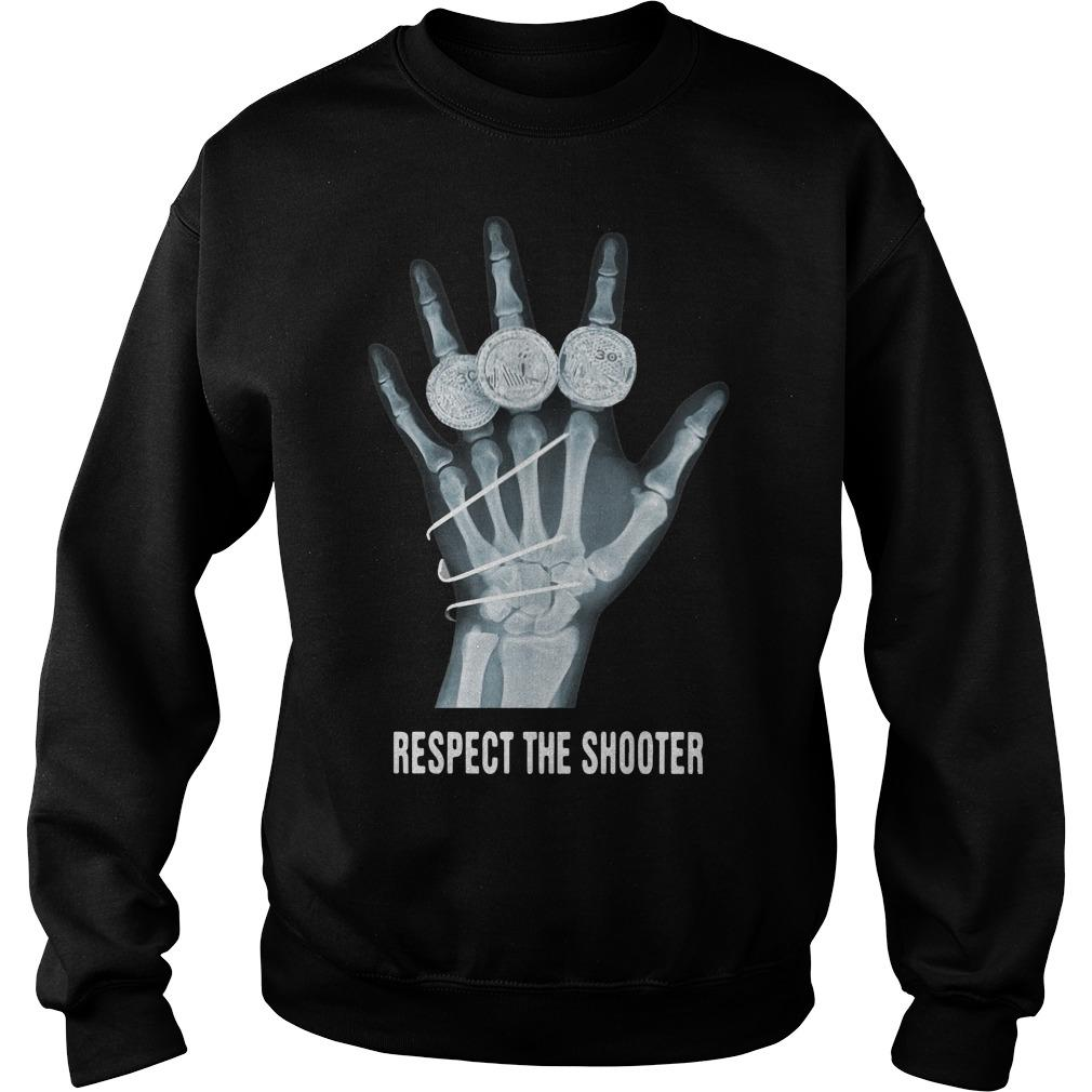 Respect The Shooter Stephen Curry Sweater