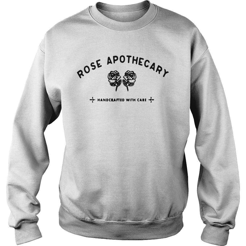 Rose Apothecary Sweater