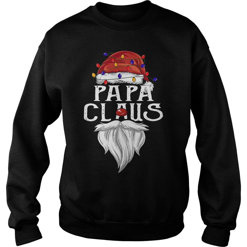Santa Papa Claus Sweater