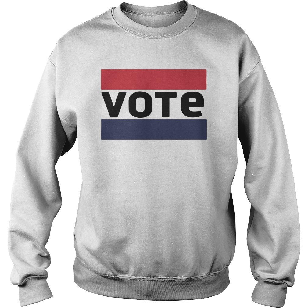 Sarah Hyland Vote Sweater