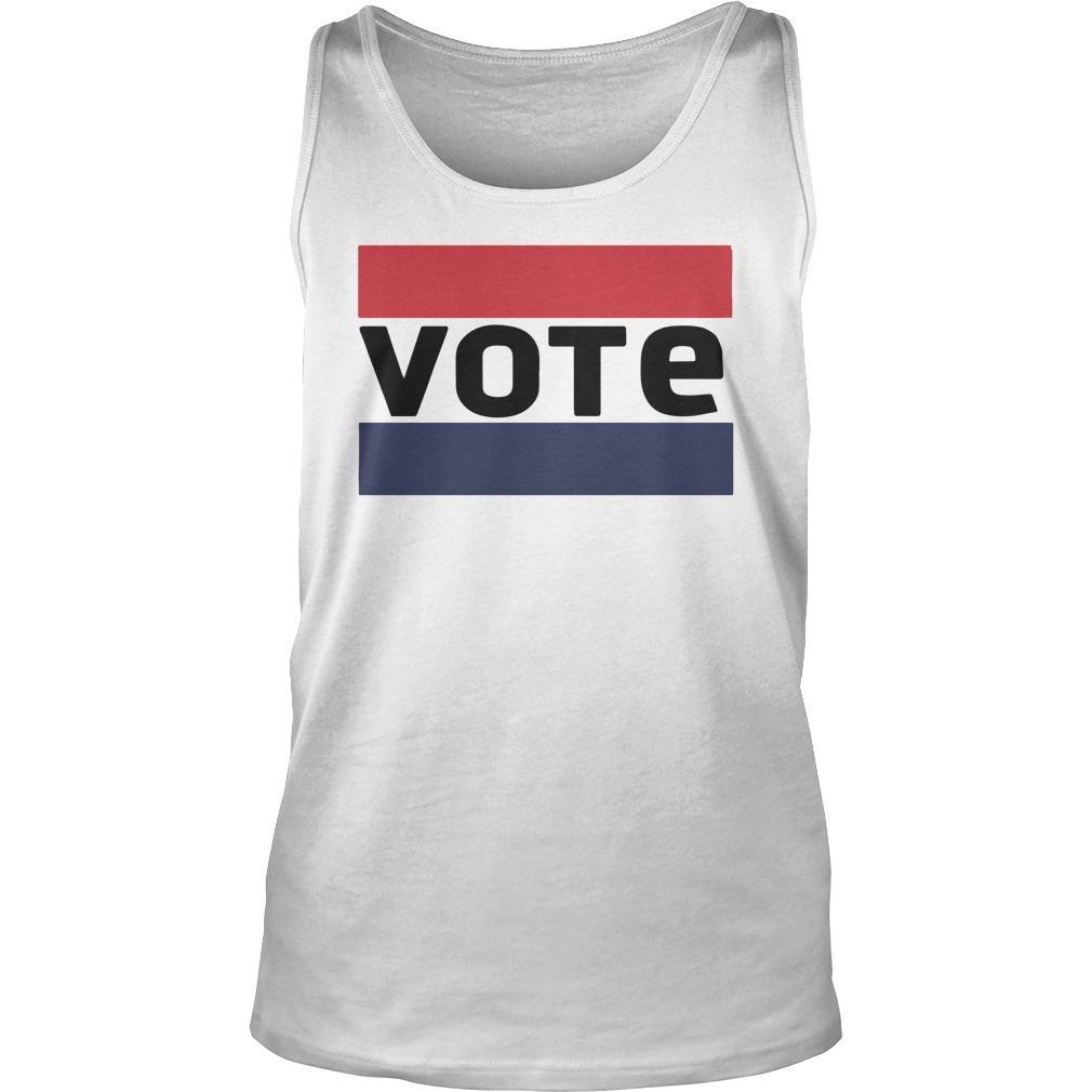 Sarah Hyland Vote Tank Top