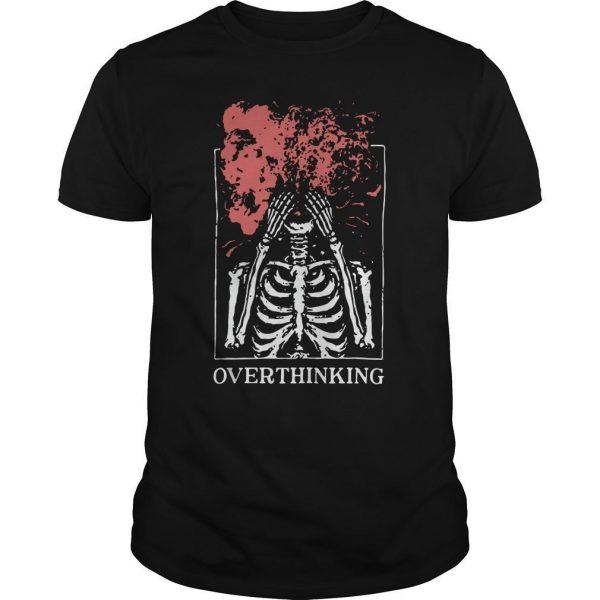 Skull Overthinking Shirt
