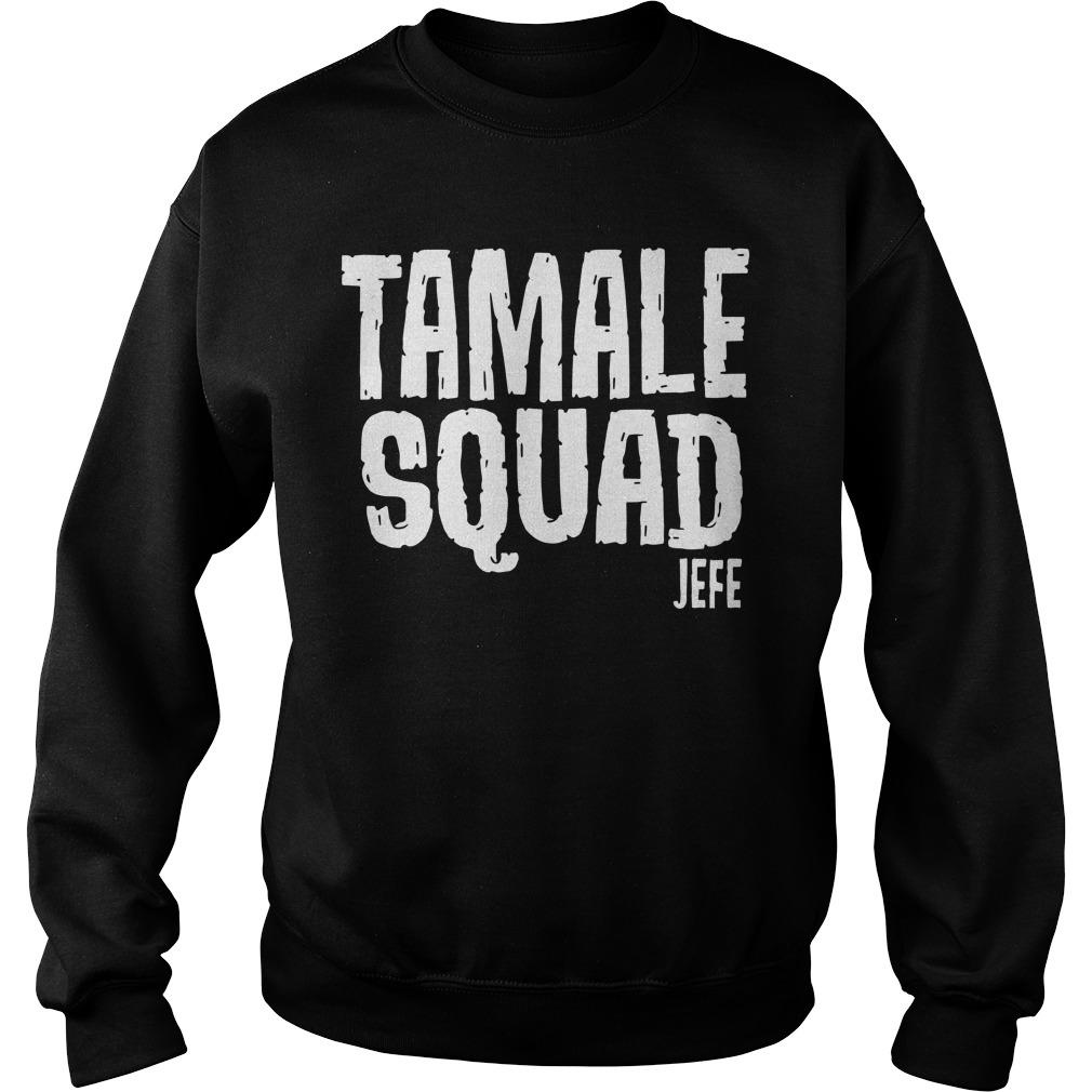 Tamale Squad Jefe Sweater