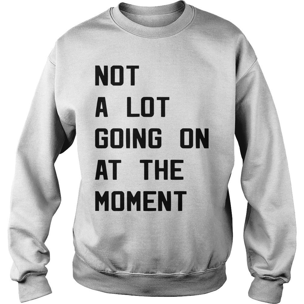 Taylor Swift Not A Lot Going On At The Moment Sweater
