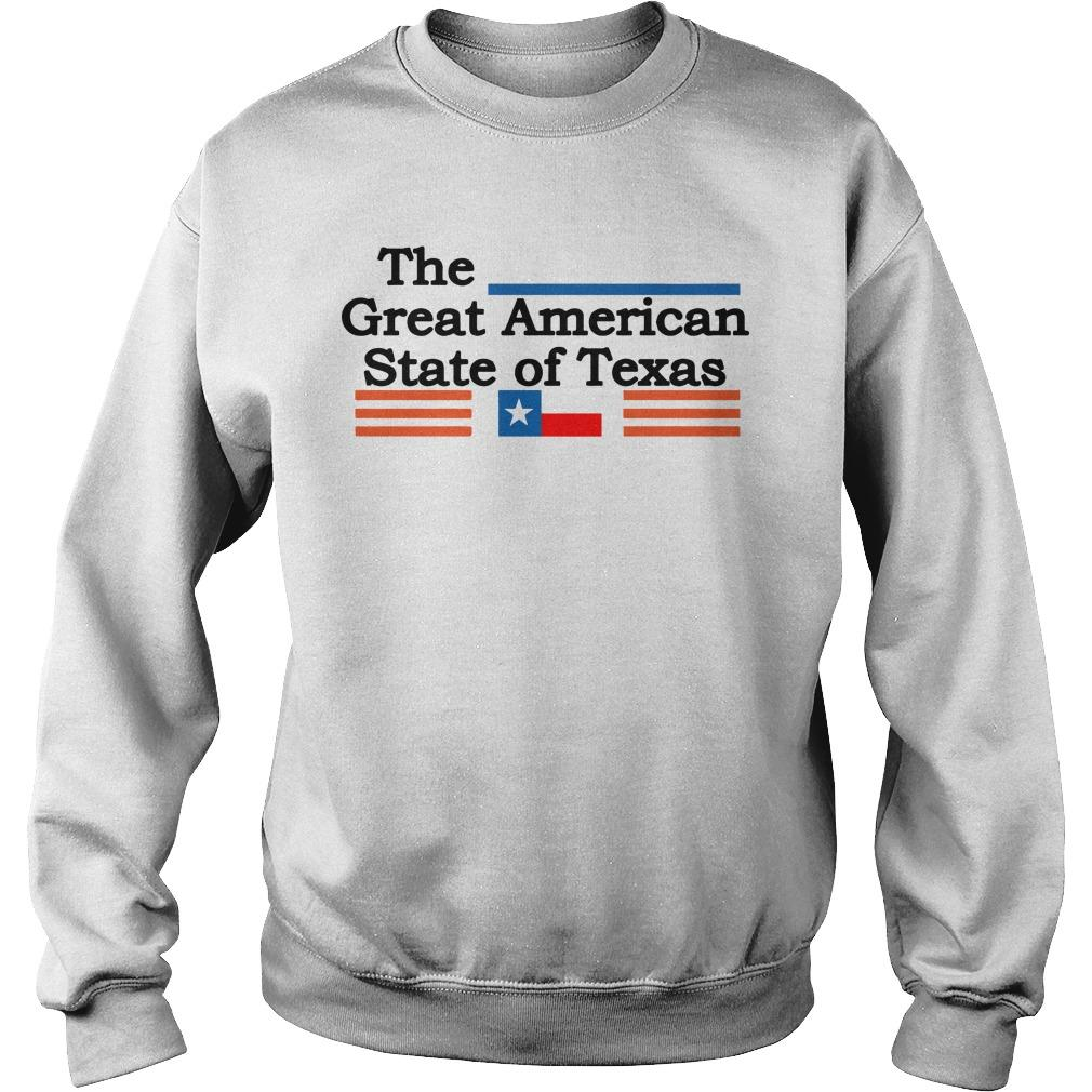 The Great American State Of Texas Sweater