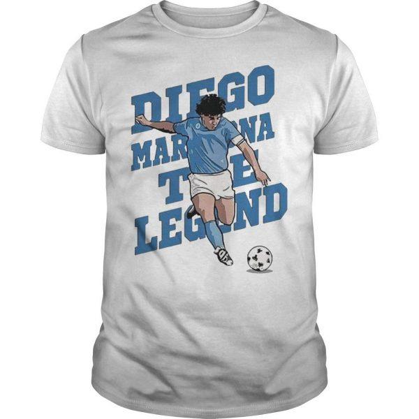 The Legend Diego Maradona Shirt