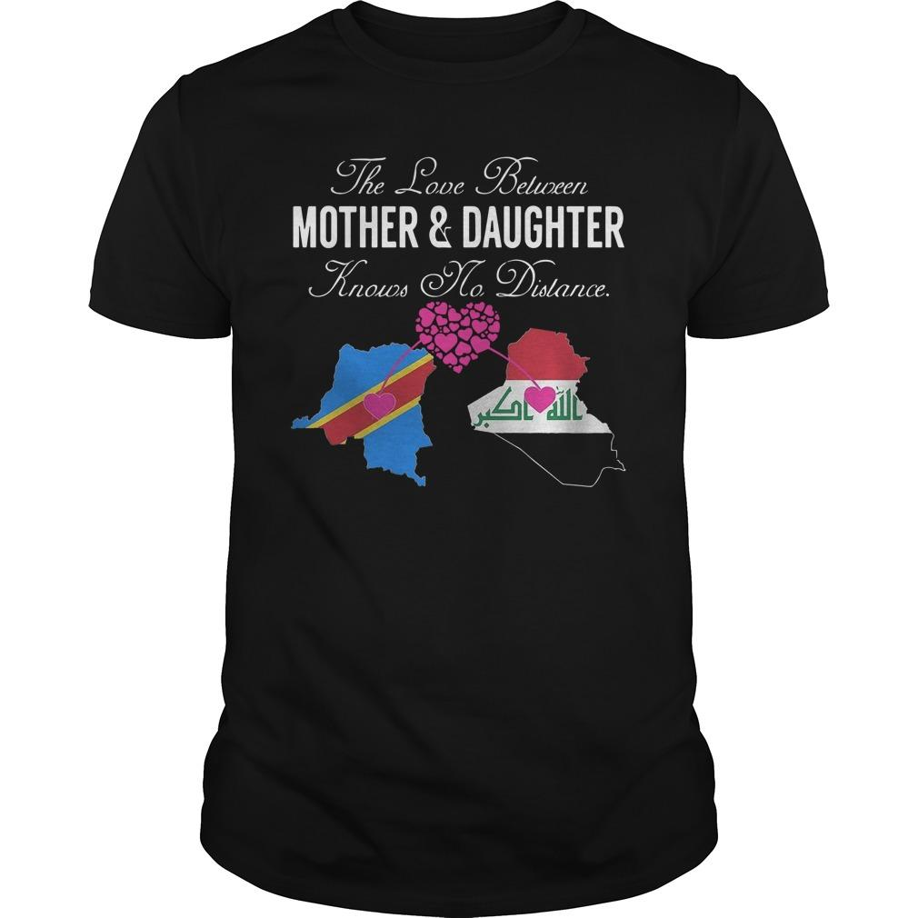 The Love Between Mother And Daughter Knows No Distance Longsleeve