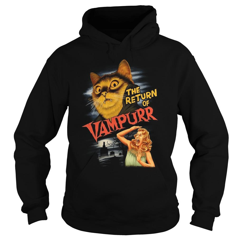 The Return Of Vampurr Hoodie